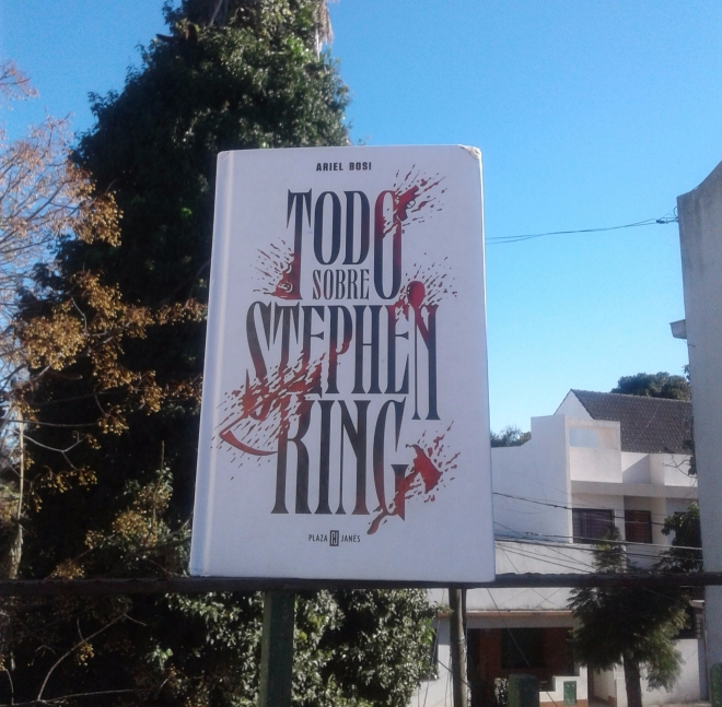 Stepehn King libro