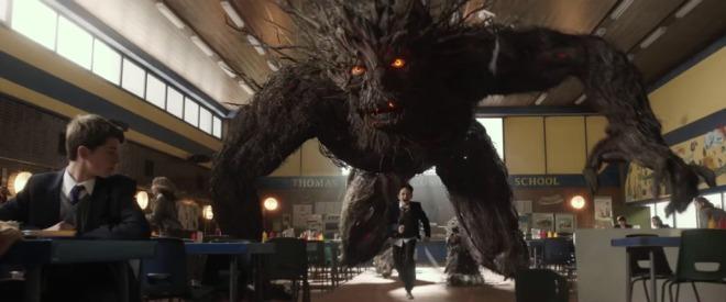 Un Monstruo viene a verme 1